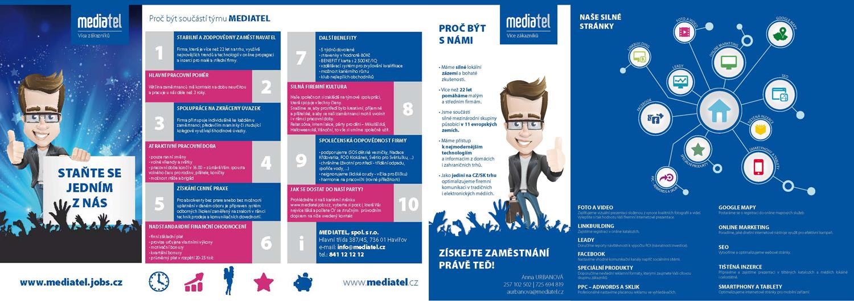 Kariéra v mediatelu