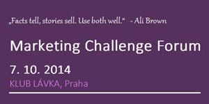 Marketing Challenge Forum 2014