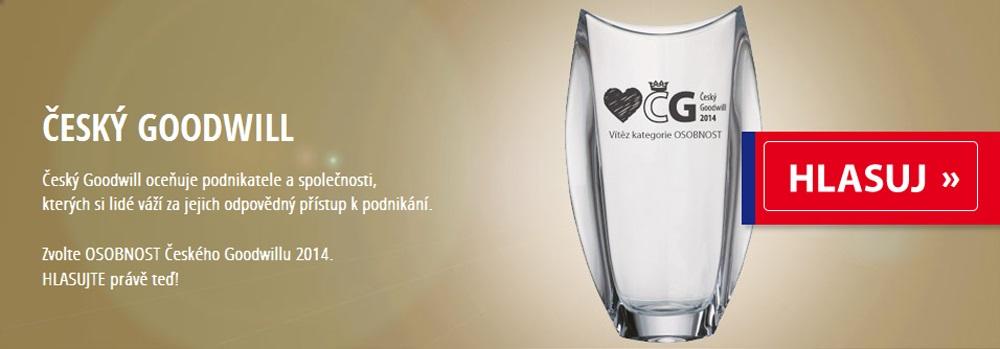 Český Good Will 2014