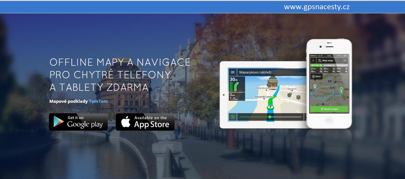 GPS NaCesty